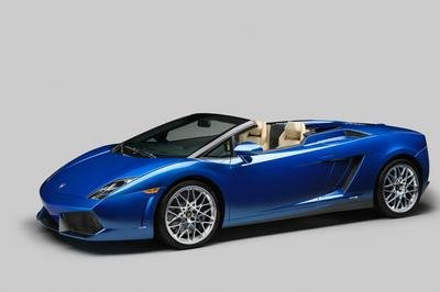 2012 Lamborghini Gallardo Lp550 2 Spyder Top Speed