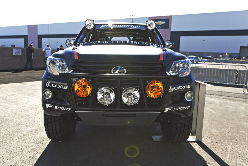 2012 Lexus LX 570 by JT Grey Racing