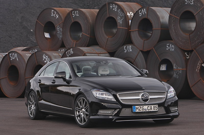 2012 Mercedes CLS-Class by Carlsson