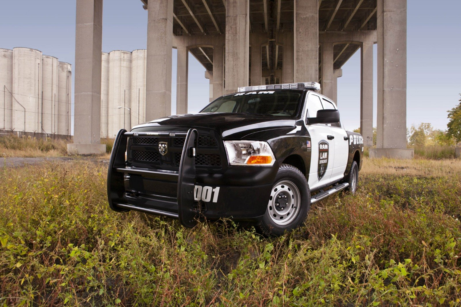 Dodge Ram Reviews Specs Prices Photos And Videos Top Speed Backup Camera Wiring 2012 2500 Special Services Police Truck