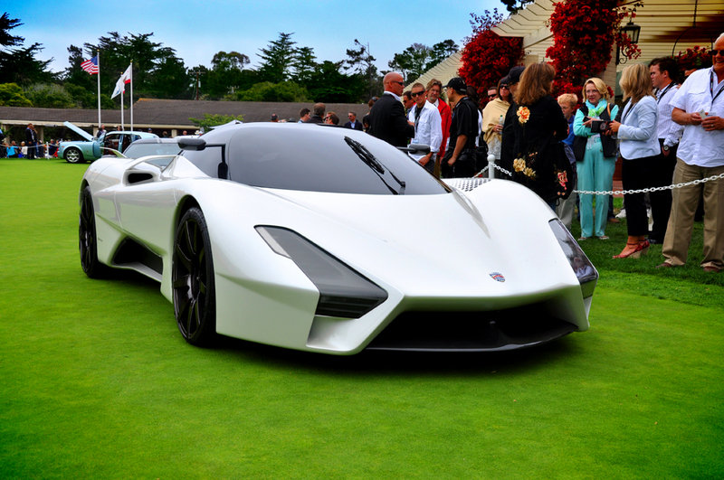 2011 SSC Tuatara - specifications, photo, price, information, rating