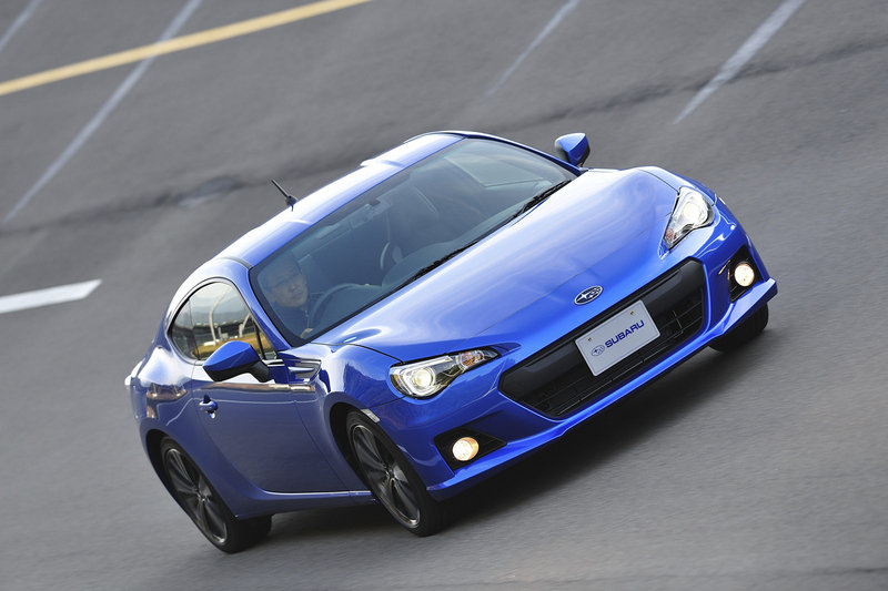2013 Subaru BRZ High Resolution Exterior - image 428428