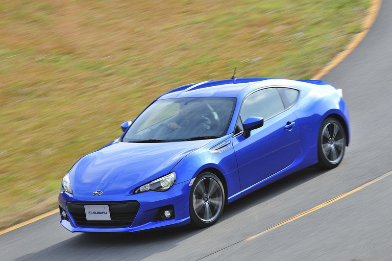 Subaru Deisel Hybrid BRZ Convertible : How Not To April ...