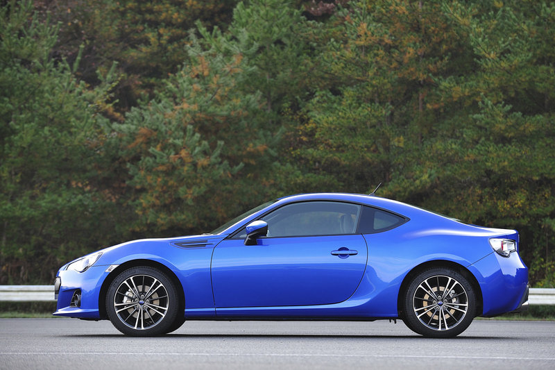 2013 Subaru BRZ High Resolution Exterior - image 428425