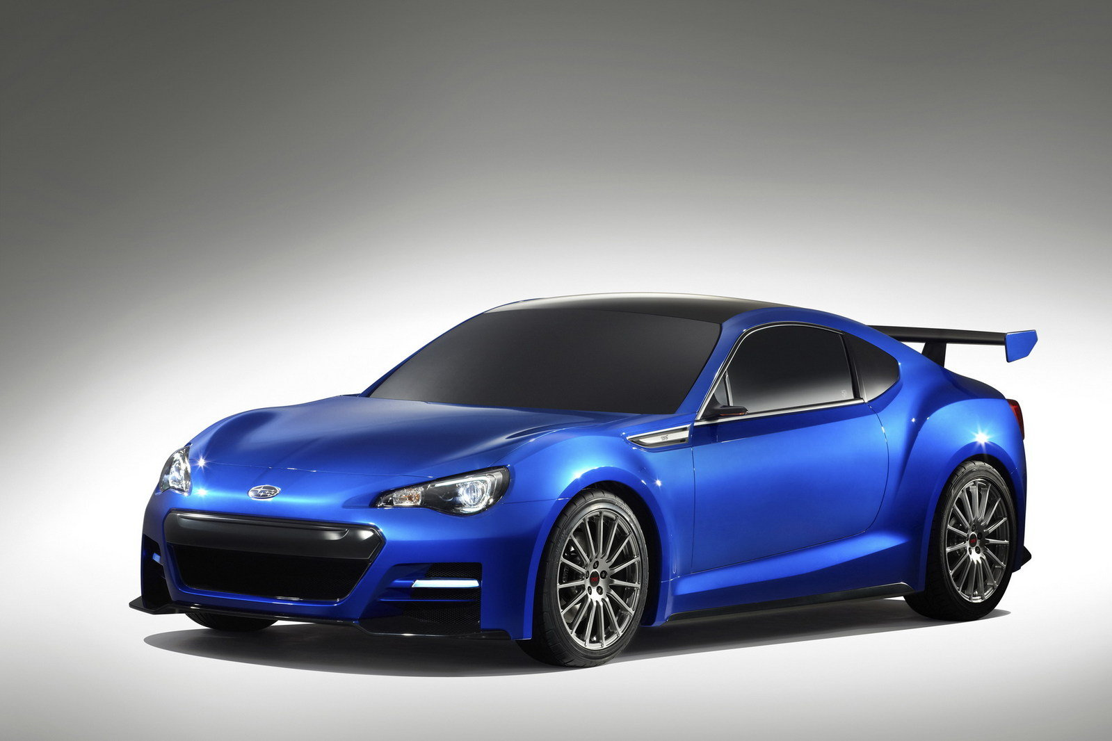 Tuned In Tokyo >> 2012 Subaru BRZ Concept STI Review - Top Speed