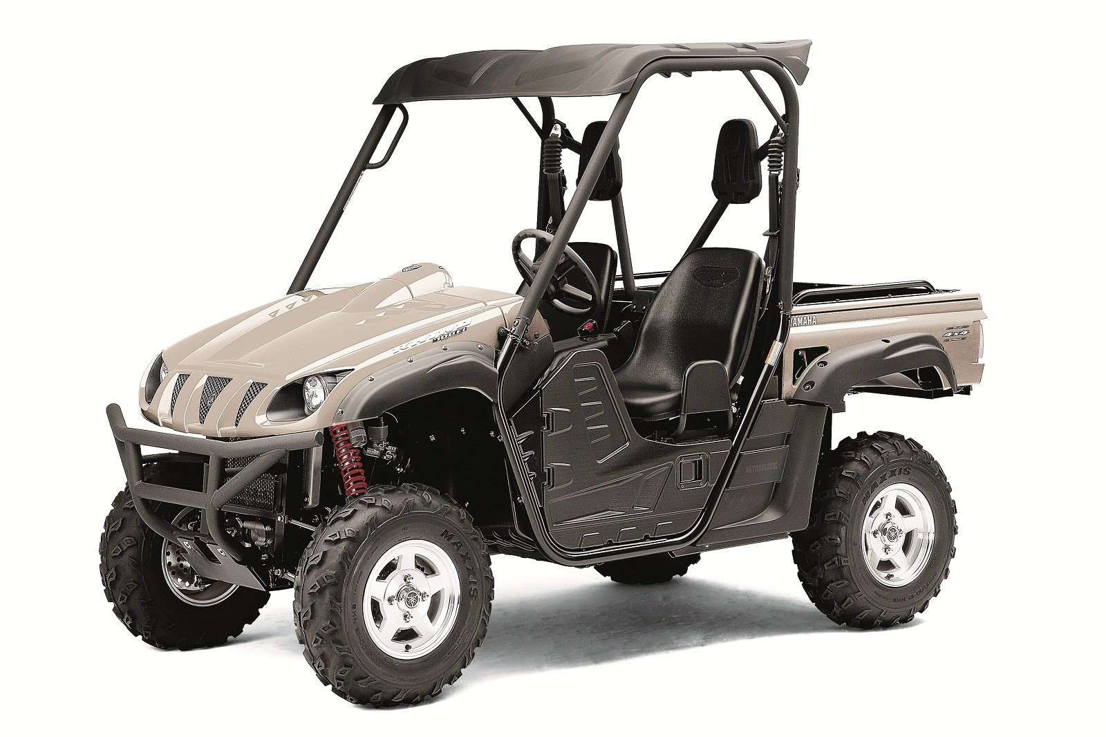 2012 Yamaha Rhino 700 Fi Auto 4x4 Sport Edition Review