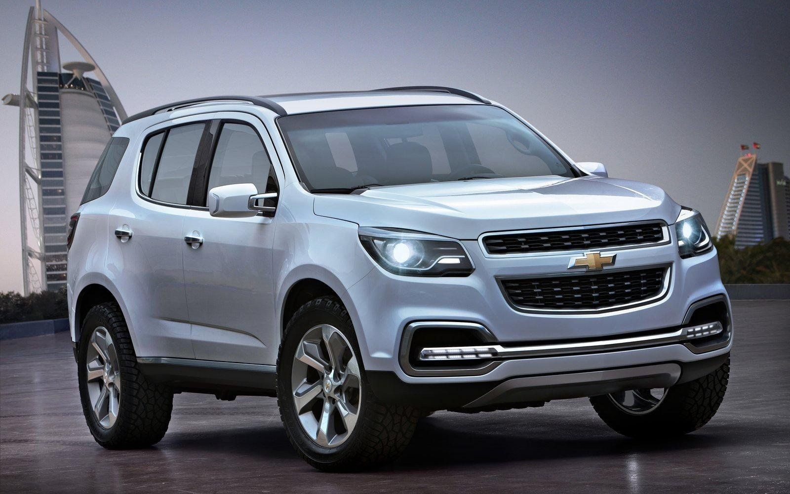 2016 Chevy Trailblazer >> Chevrolet Trailblazer Latest News Reviews Specifications Prices