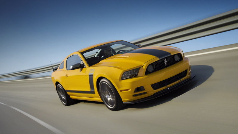 2013 Ford Mustang Boss 302 High Resolution Exterior Wallpaper quality - image 426026