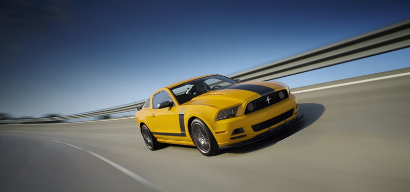 2013 Ford Mustang Boss 302 High Resolution Exterior - image 426031
