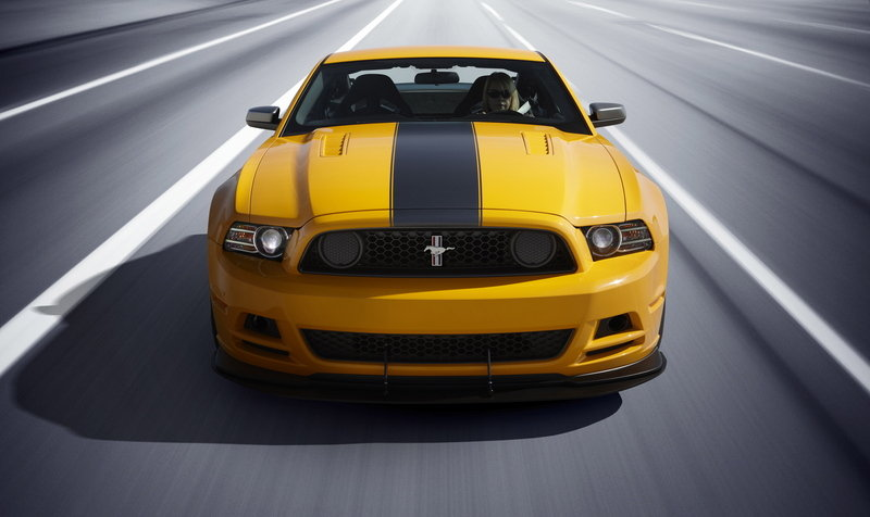 2013 Ford Mustang Boss 302 High Resolution Exterior - image 426023
