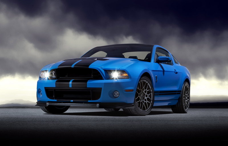 2013 Ford Mustang Shelby GT500 High Resolution Exterior - image 426050