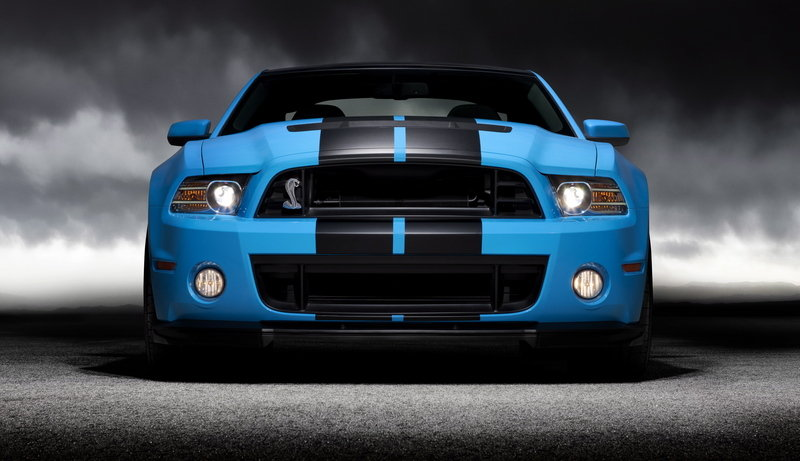 2013 Ford Mustang Shelby GT500 High Resolution Exterior - image 426054