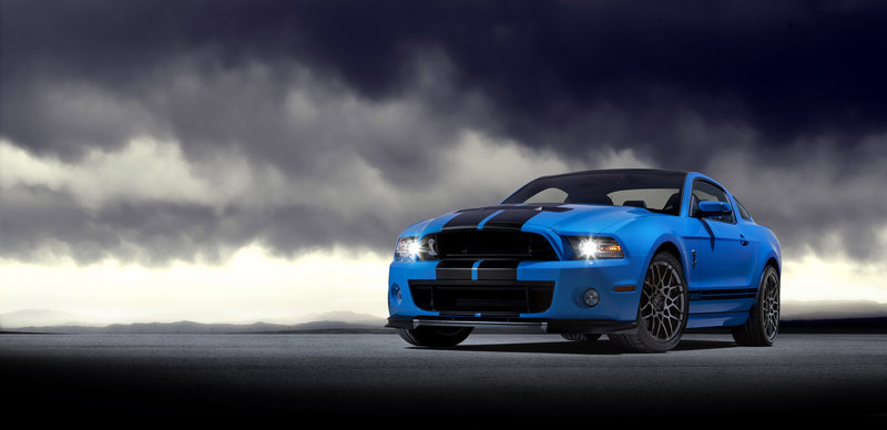 2013 Ford Mustang Shelby GT500 High Resolution Exterior - image 426055