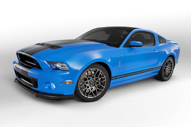 2013 Ford Mustang Shelby GT500 High Resolution Exterior - image 426048