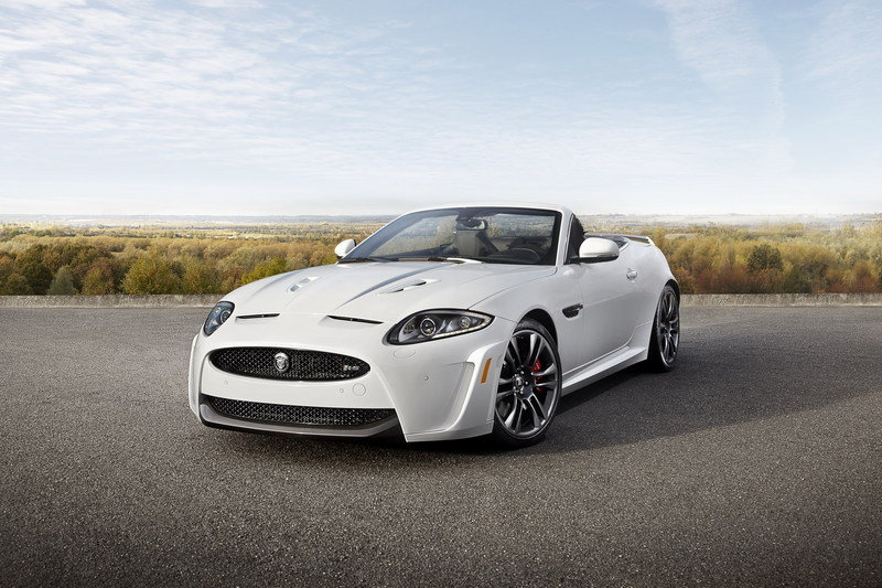 2013 Jaguar XKR-S Convertible High Resolution Exterior - image 426326