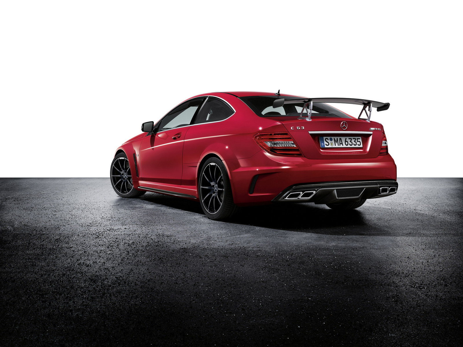 2013 Mercedes C63 Amg Black Series Coupe Picture 426927