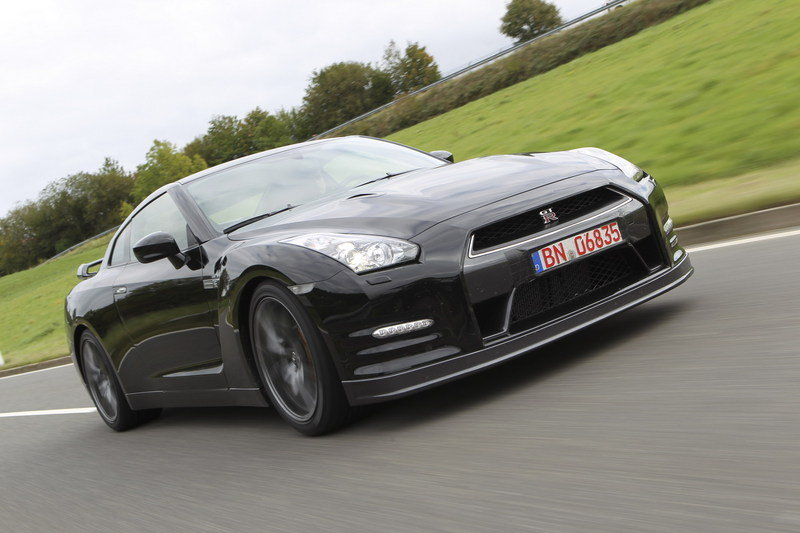 2013 Nissan GT-R High Resolution Exterior Wallpaper quality - image 423995