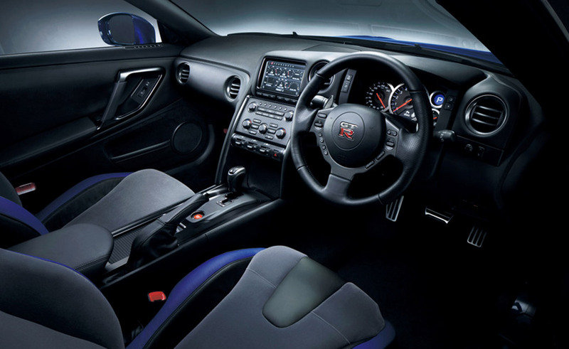 2013 Nissan GT-R High Resolution Interior - image 424020