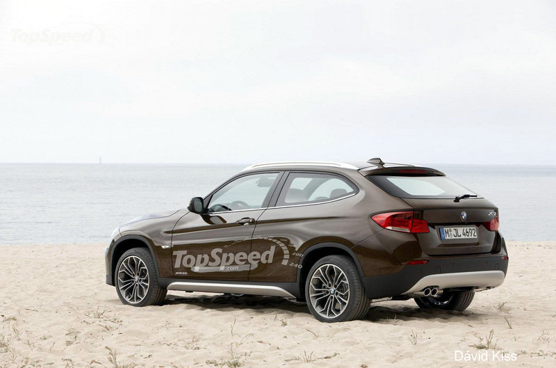2018 BMW X2 - Updated Exterior Exclusive Renderings Computer Renderings and Photoshop Spyshots - image 427976