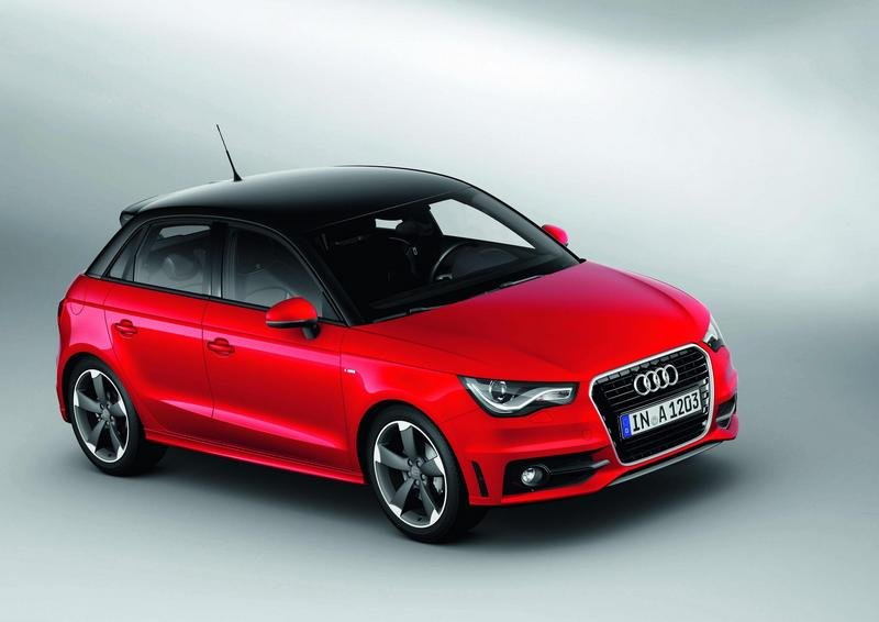 nouvelle audi a1 sportback 2014 images. Black Bedroom Furniture Sets. Home Design Ideas