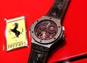 Big Bang Chrono Tourbillon Ferrari by Hublot - image 428255