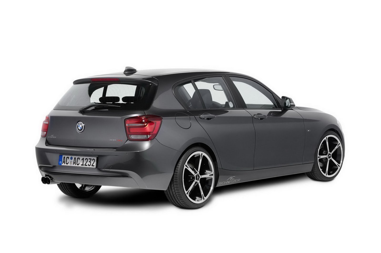 2012 ac schnitzer bmw s rie 1 f20 dark cars wallpapers. Black Bedroom Furniture Sets. Home Design Ideas