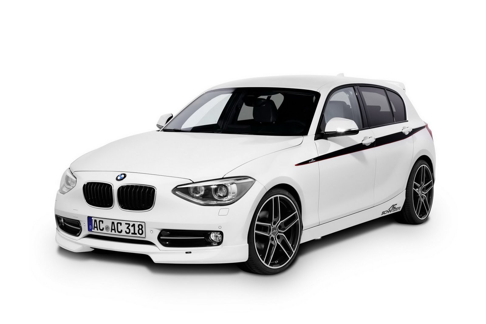 2012 bmw 1 series f20 by ac schnitzer top speed. Black Bedroom Furniture Sets. Home Design Ideas