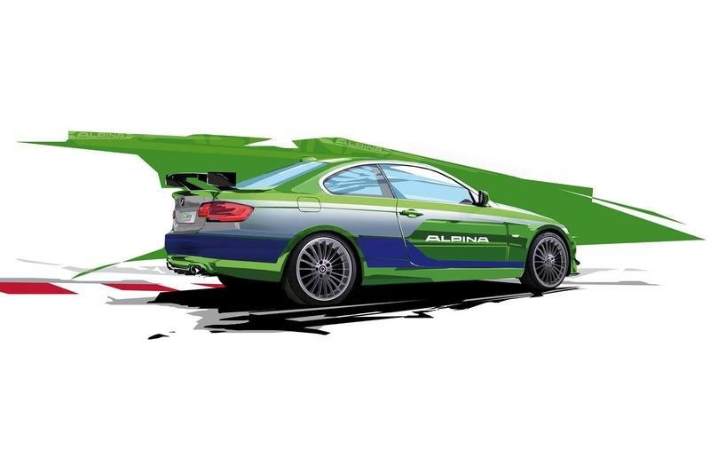 2012 BMW B3 GT3 by Alpina