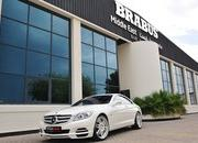 2012 Mercedes CL 800 Coupe by Brabus - image 425286