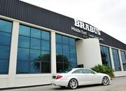 2012 Mercedes CL 800 Coupe by Brabus - image 425287