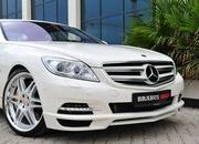 2012 Mercedes CL 800 Coupe by Brabus - image 425282