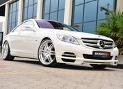 2012 Mercedes CL 800 Coupe by Brabus - image 425284
