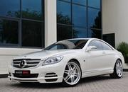 Mercedes CL 800 Coupe by Brabus