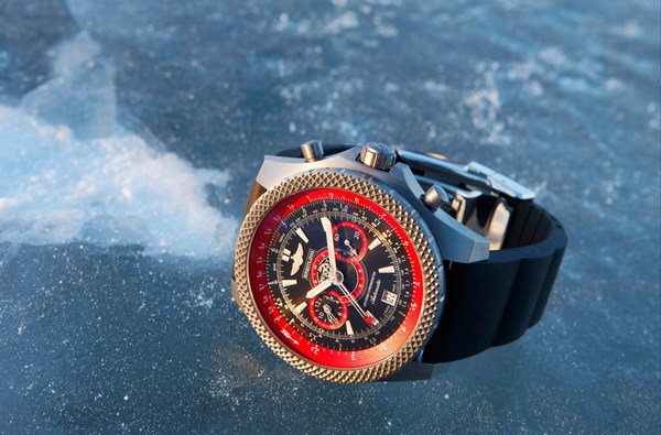 breitling bentley isr chronograph picture
