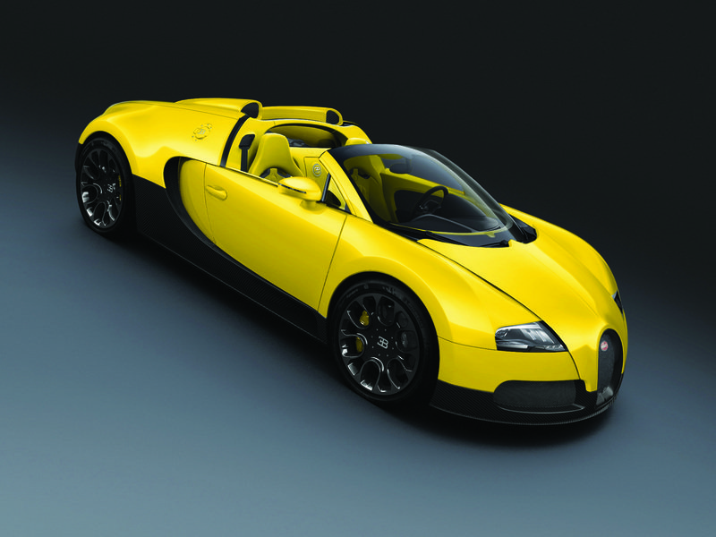 2012 Bugatti Veyron Grand Sport Middle East Edition