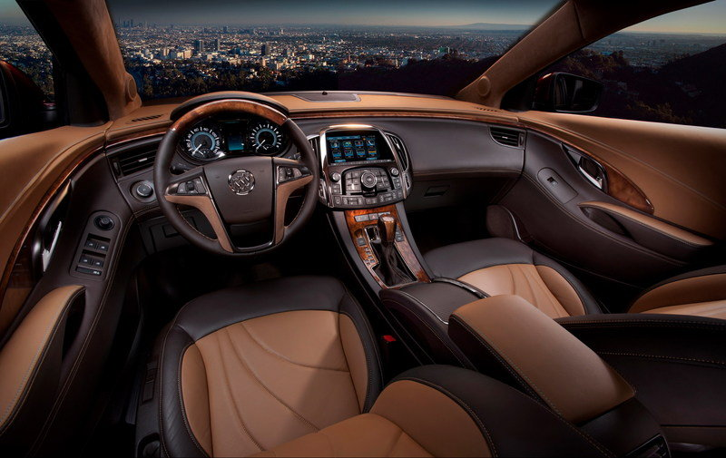 2013 Buick LaCrosse: What Changes Do YOU Want? - Page 2
