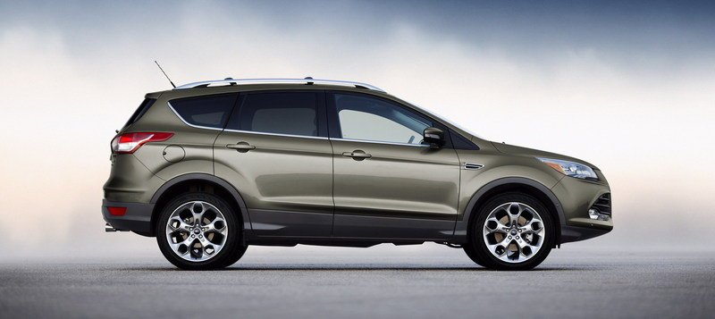 2013 Ford Escape High Resolution Exterior - image 426446