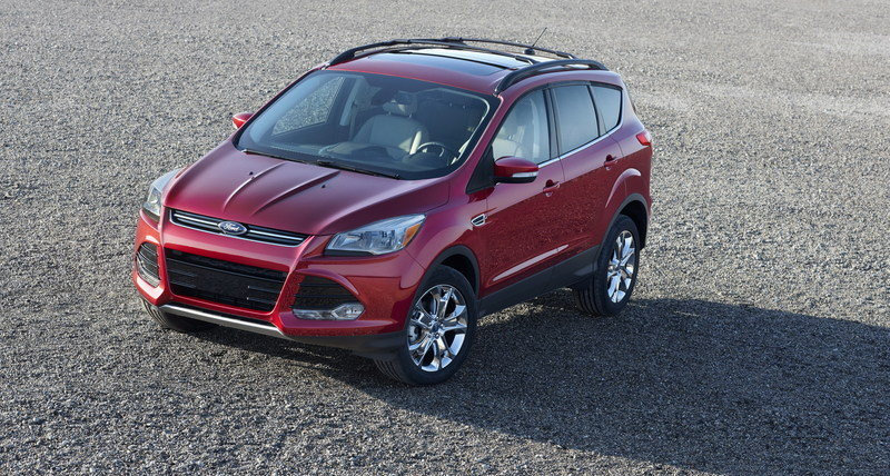 2013 Ford Escape High Resolution Exterior - image 426472
