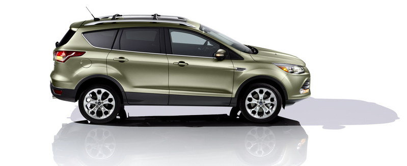 2013 Ford Escape High Resolution Exterior - image 426427