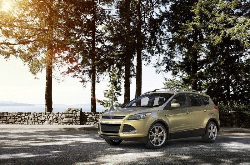 2013 Ford Escape High Resolution Exterior Wallpaper quality - image 426492
