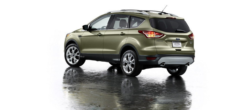2013 Ford Escape High Resolution Exterior - image 426428