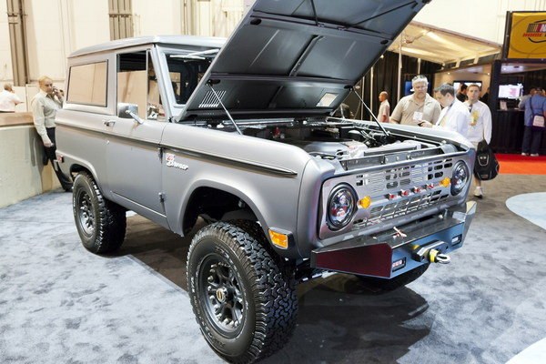 Ford Icon Bronco