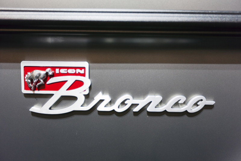 1996 Ford Icon Bronco