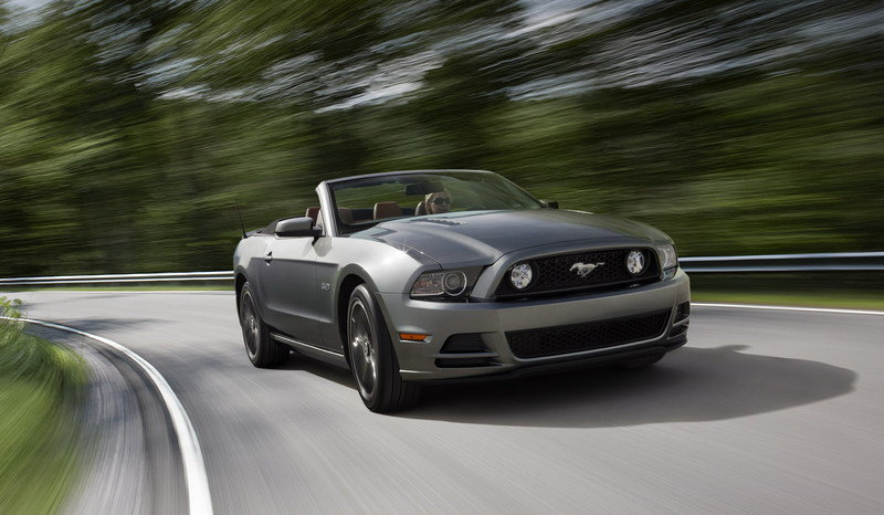 2013 Ford Mustang Gt Top Speed
