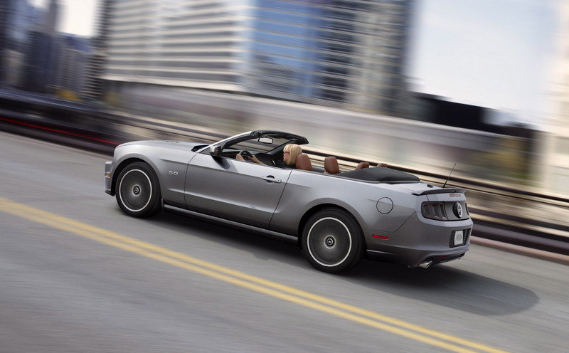 2013 Ford Mustang GT High Resolution Exterior - image 426062