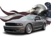 "Ford Mustang GT ""Fallen and Wounded Soldiers"" by Webasto"
