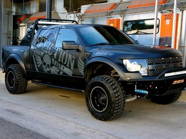 ford raptor by jpm coachworks review top speed. Black Bedroom Furniture Sets. Home Design Ideas