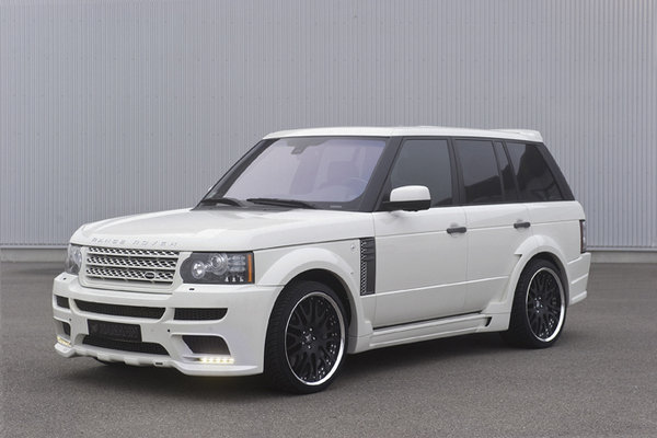 Land Rover Range Rover Supercharged by Hamann
