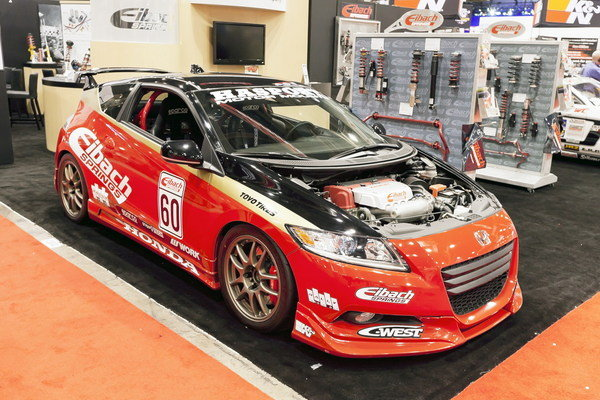 honda cr-z by eibach springs picture