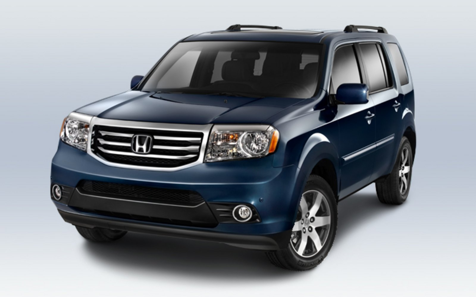 2012 Honda Pilot Review - Top Speed